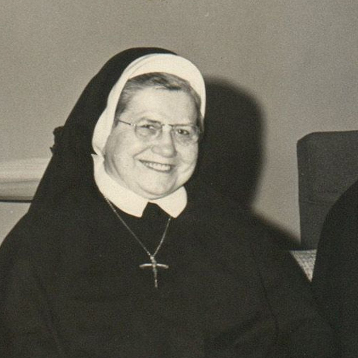 Historic Sacred Heart Picture